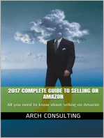 2017 Complete guide to selling on Amazon