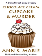 Chocolate Cream Cupcake & Murder
