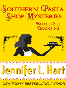 Southern Pasta Shop Mysteries Boxed Set (Books 1-3)