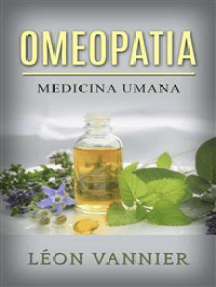 Omeopatia - Medicina umana