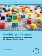 Flexible and Focused: Teaching Executive Function Skills to Individuals with Autism and Attention Disorders