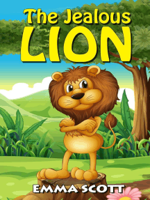 The Jealous Lion: Bedtime Stories for Children, Bedtime Stories for Kids, Children's Books Ages 3 - 5, #1