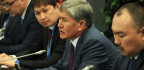 Kyrgyz Security Services Declare War on President's Facebook Critics