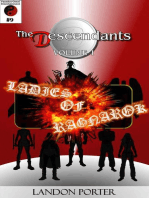 The Descendants #9 - Ladies of Ragnarok