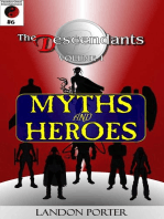 The Descendants #6 - Myths and Heroes