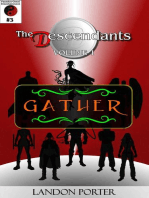 The Descendants #3 - Gather