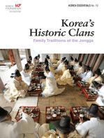 Korea's Historic Clans