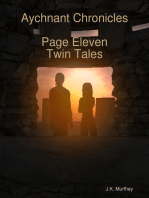 Aychnant Chronicles Page Eleven Twin Tales