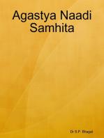 Agastya Naadi Samhita