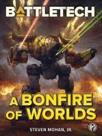 BattleTech: A Bonfire of Worlds: BattleTech