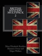 British Mystery Multipack