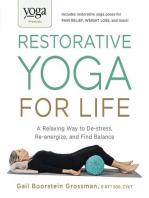 Yoga Journal Presents Restorative Yoga for Life