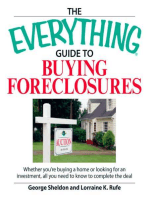 The Everything Guide to Buying Foreclosures: Learn how to make money by buying and selling foreclosed properties