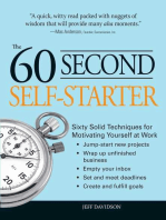 60 Second Self-Starter