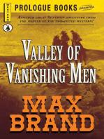 Valley of the Vanishing Men