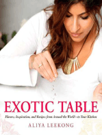 Exotic Table
