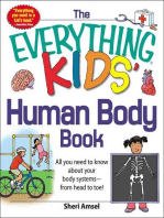 The Everything KIDS' Human Body Book