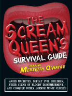 The Scream Queen's Survival Guide