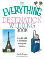 The Everything Destination Wedding Book