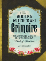 The Modern Witchcraft Grimoire