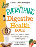 The Everything Digestive Health Book