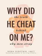 Why Did He Cheat on Me?