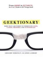 Geektionary