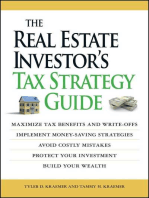 The Real Estate Investor's Tax Strategy Guide