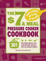 The $7 a Meal Pressure Cooker Cookbook