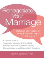 Renegotiate Your Marriage