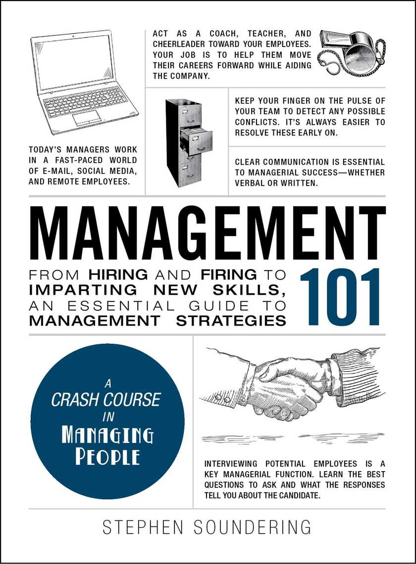 Management 101 by Stephen Soundering - Read Online