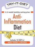 Try-It Diet - Anti-Inflammation Diet