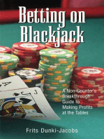 Betting On Blackjack