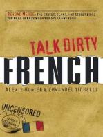 Talk Dirty French