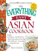 The Everything Easy Asian Cookbook