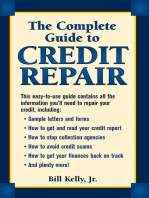 The Complete Guide To Credit Repair