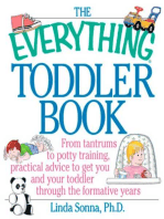 The Everything Toddler Book