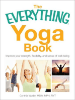 The Everything Yoga Book