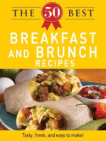 The 50 Best Breakfast and Brunch Recipes