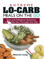 Extreme Lo-Carb Meals On The Go
