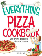 The Everything Pizza Cookbook