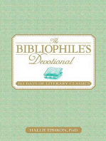 The Bibliophile's Devotional