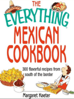 The Everything Mexican Cookbook