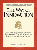 The Way of Innovation
