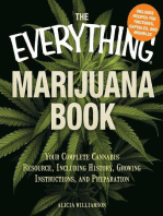 The Everything Marijuana Book