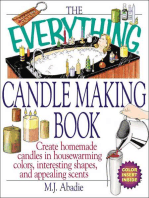 The Everything Candlemaking Book
