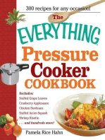 The Everything Pressure Cooker Cookbook