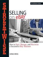 Streetwise Selling On Ebay