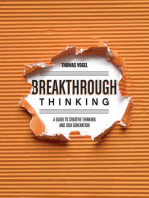 Breakthrough Thinking