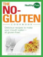 The No-Gluten Cookbook
